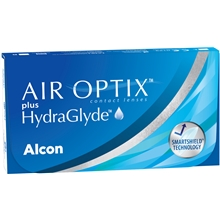 Air Optix plus HydraGlyde 6p