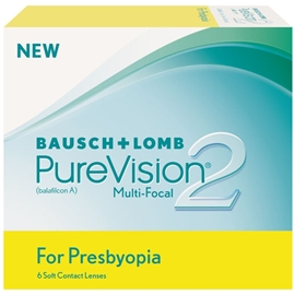 PureVision2 For Presbyopia