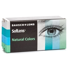 SofLens Natural Colors 2p