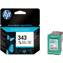 HP Ink No 343 Tri-Colour C8766EE_301