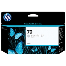 HP 70 ink light grey 130 ml Vivera C9451A