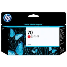 HP 70 ink red 130 ml Vivera C9456A