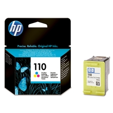 HP Ink No 110 Tri-Colour CB304AE