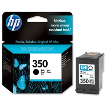 HP Ink No 350 Black CB335EE