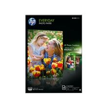 HP A4 Everyday Photo Paper Semi-glossy 170 Q5451A